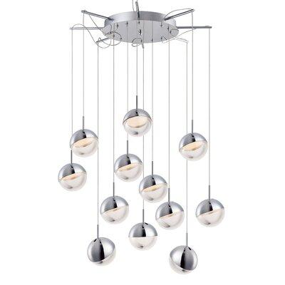 Seo 12-Light LED Cluster Pendant