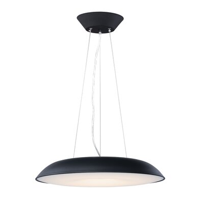 Sera 1-Light LED Inverted Pendant