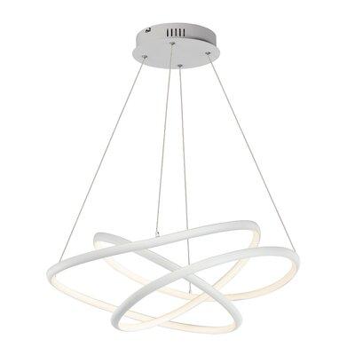 Seng 1-Light LED Geometric Pendant