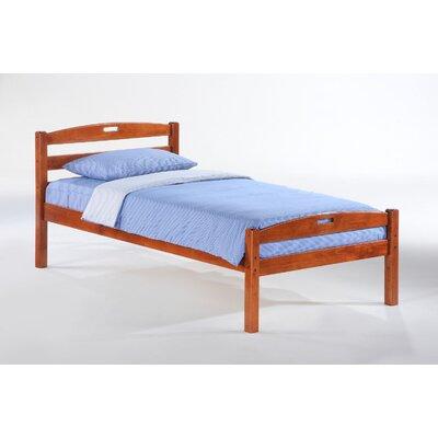 Hockensmith Bed Frame Color: Cherry