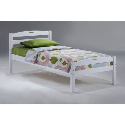 Hockensmith Bed Frame Color: White