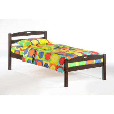 Hockensmith Bed Frame Color: Chocolate