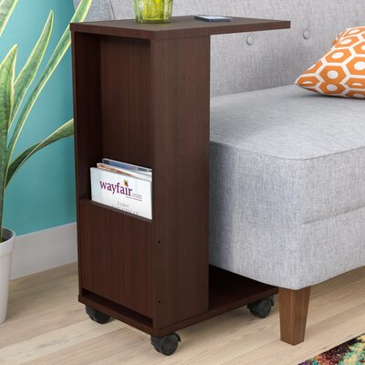 Chance End Table Color: Wenge