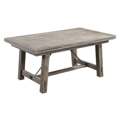 Dasilva Dining Table Size: 30 H x 40 W x 68 D