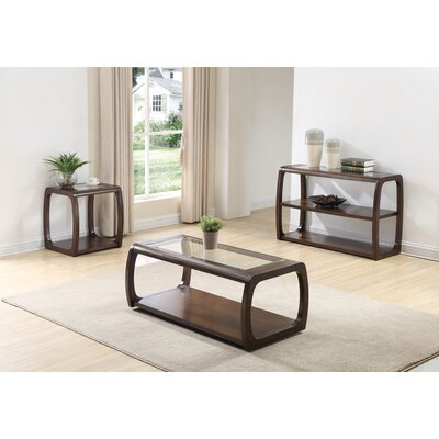 McInnis 3 Piece Coffee Table Set