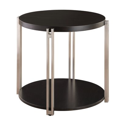 Myricks Round End Table