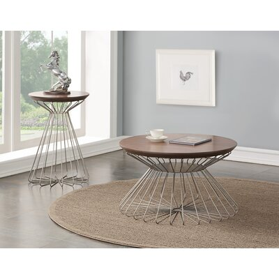 Gulick Round 2 Piece Coffee Table Set