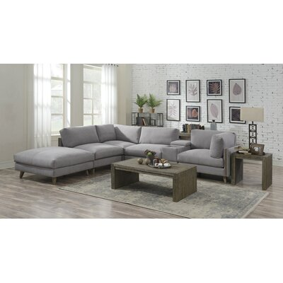 Rowling 6 Piece Reversible Modular Sectional