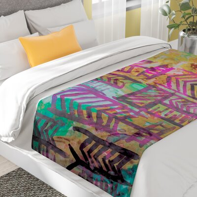 Theresa Giolzetti Quiver IV Bed Runner