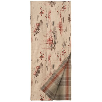 Twining Bed Runner Size: Queen