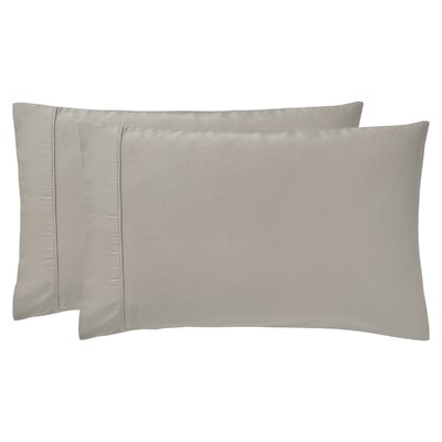 Sullivan Pillow Case Size: Queen, Color: Taupe