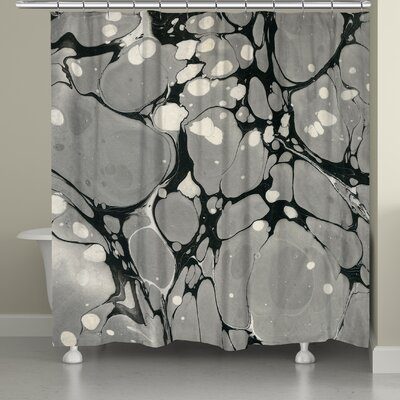 Castello Marble Shower Curtain