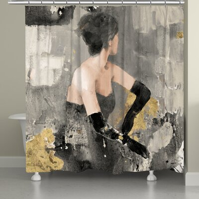 Castello Evening Chic Shower Curtain