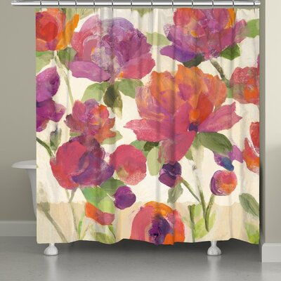 Glendale Garden Delight Shower Curtain