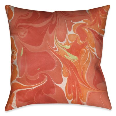 Castellon Marble Throw Pillow