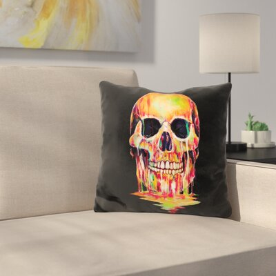 Dye Out Throw Pillow