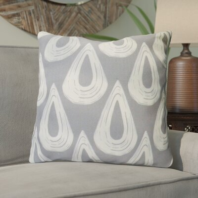 Caudell Throw Pillow Color: Gray Mix
