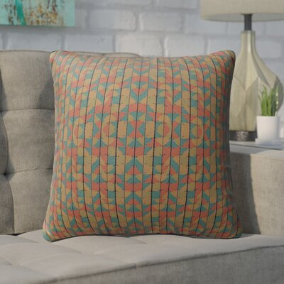 Ferber Outdoor Throw Pillow Size: 26 x 26