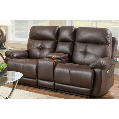 Dillinger Console Reclining Loveseat