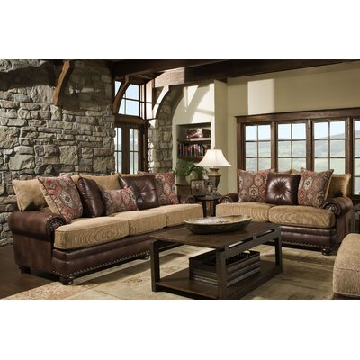 Poythress 2 Piece Living Room Set