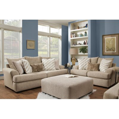Dillion 2 Piece Living Room Set