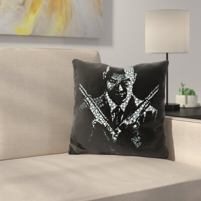Hitman Throw Pillow