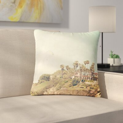 Sylvia Coomes West Coast 1 Coastal Photography Outdoor Throw Pillow Size: 18 H x 18 W x 5 D