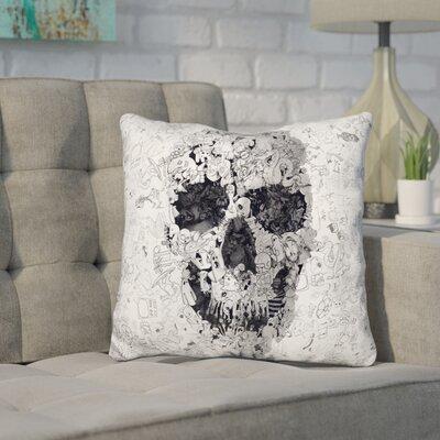 Hicklin Doodle Throw Pillow