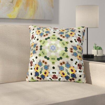 Angelo Cerantola Fruity Fun Modern Outdoor Throw Pillow Size: 18 H x 18 W x 5 D