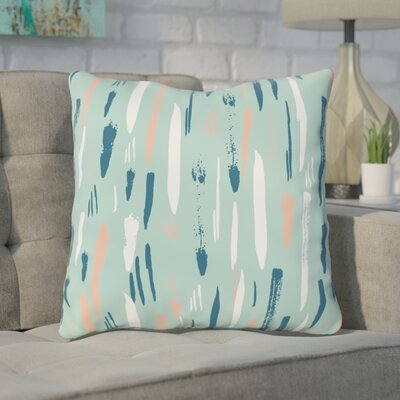 Paladin Spring Throw Pillow Size: 16