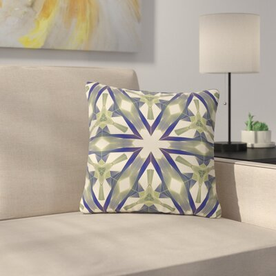 Angelo Cerantola Lymph Geometric Modern Outdoor Throw Pillow Size: 16 H x 16 W x 5 D