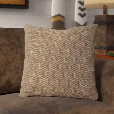 Shanon Throw Pillow Color: Linen