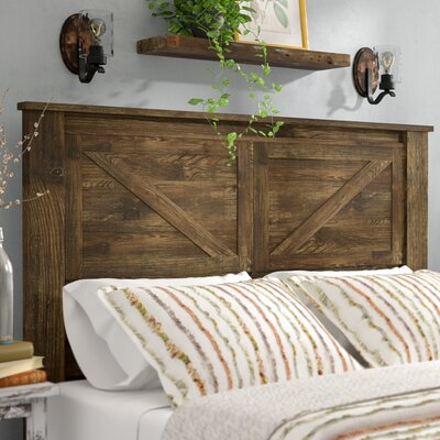 Cleveland Queen Panel Headboard Color: Pine