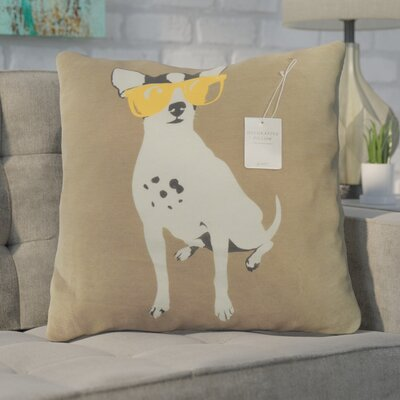 Lilou Decorative Throw Pillow Color: Yellow