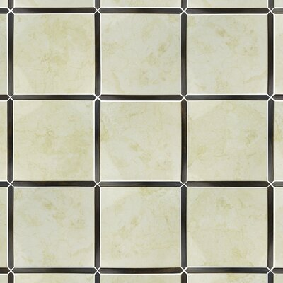 Exclusif 17.63 x 15.13 Ceramic Field Tile in Mistral