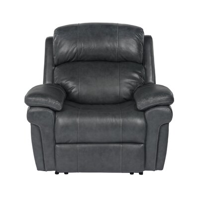 Dipaolo Luxe Leather Power Reclining Chair