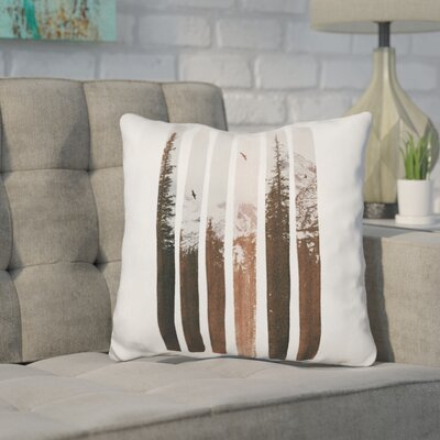 Kenworthy into the Wild Throw Pillow