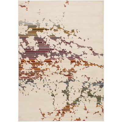 Maclean Cream Area Rug
