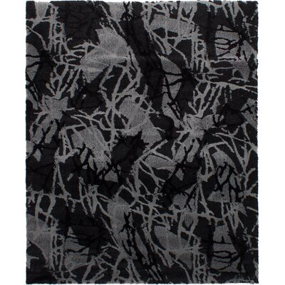 Rentchler Black Area Rug