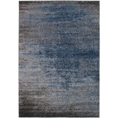 Grogg Gray/Blue Area Rug