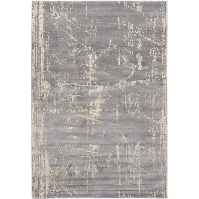 Grogg Dark Gray Area Rug