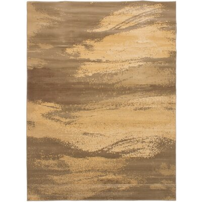 Grondin Brown Area Rug