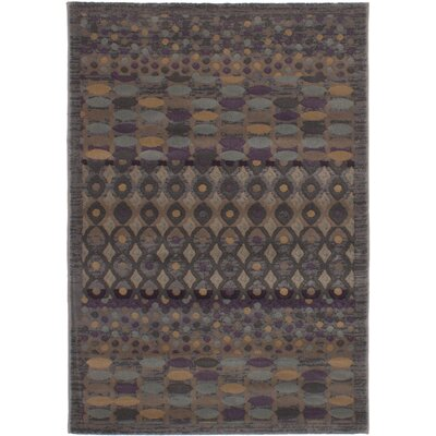 Roundtree Dark Gray Area Rug