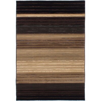 Partida Black/Tan Area Rug