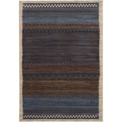 Partida Power Loom Brown Area Rug