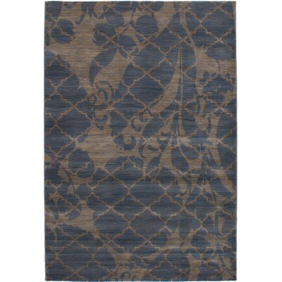 Marmont Dark Blue Area Rug
