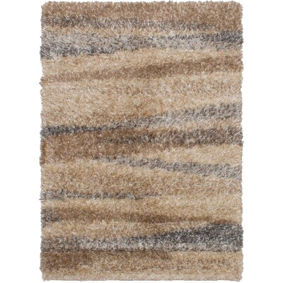 Maclennan Beige/Brown Area Rug