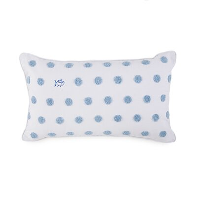Summer Daze Cotton Lumbar Pillow