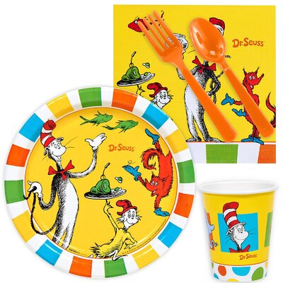 Dr. Seuss Favourites Snack Pack for 16 Guests 266730