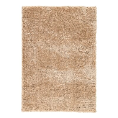 Medlock Tan Area Rug Rug Size: Rectangle 4' x 6'